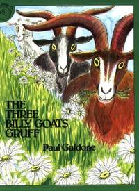 image of The Three Billy Goats Gruff (Book_CD)