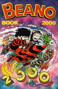 The Beano Book 2000 by D C Thomson - First Edition, First Impression - 1999 - from Lazarus Books Limited and Biblio.com