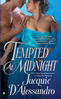 Tempted At Midnight (Berkley Sensation)