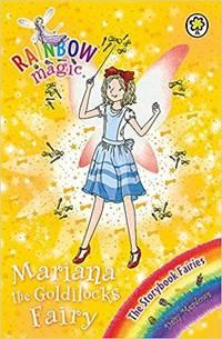 Mariana the Goldilocks Fairy: A Rainbow Magic Book by Meadows, Daisy - 2017