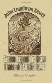 Scenes beyond the Grave. Trance of Marietta Davis