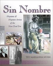 SIN NOMBRE; Hispana & Hispano Artists of the New Deal Era