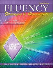 FLUENCY: STRATEGIES AND ASSESSMENTS