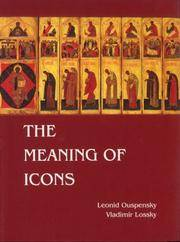 The Meaning Of Icons
