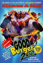 GOOD BURGER 2 GO: NICKELODEON