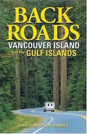 Backroads of Vancouver Island and the Gulf Islands