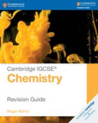 Cambridge IGCSE� Chemistry Revision Guide (Cambridge International IGCSE)