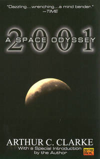 2001 A SPACE ODYSSEY by CLARKE ARTHUR C - from BookVistas and Biblio.co.uk