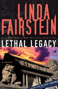 Lethal Legacy by  Linda Fairstein - First Edition first Printing - 2009-02-10 - from Thi Books and Biblio.co.uk