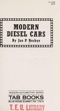 Modern Diesel Cars