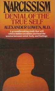 Narcissism by  Alexander Lowen - Paperback - First Edition - 1997 - from BookNest and Biblio.co.uk