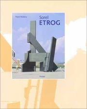Sorel Etrog (Architecture) SIGNED Copy