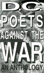 D.C. Poets against the War: An Anthology