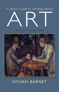 image of A Short Guide to Writing About Art (11th Edition)