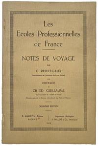 Les Ecoles Professionnelles de France. Notes de Voyage. Deuxieme edition.