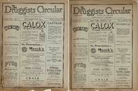 THE DRUGGISTS CIRCULAR ( 2 ISSUES)