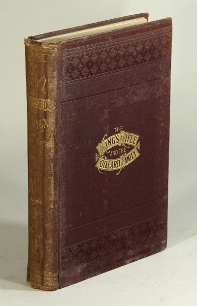 Hartford: R. W. Bliss and Co, 1881. 8vo, pp. xiii, , 15-406, ads; wood-engraved frontispiece, wood-e...