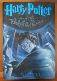 Harry Potter and the Order of the Phoenix by J.K. Rowling - Signed First Edition - 2003 - from A Different Chapter and Biblio.com