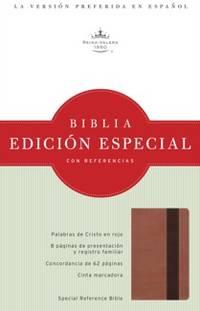 RVR 1960 Edicion Especial con Referencias, cobre/marron profundo simil piel (Spanish Edition)