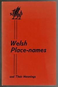 image of Welsh Place-names and Their Meanings
