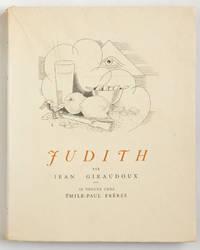 Judith, tragédie en trois actes illustrée par Laboureur