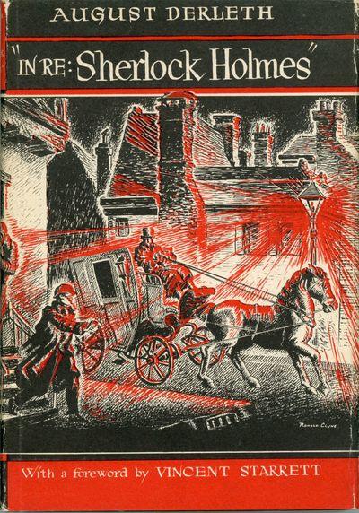 Sauk City, Wisconsin: Mycroft and Moran, 1945. Octavo, cloth. First edition. 3604 copies printed. Si...