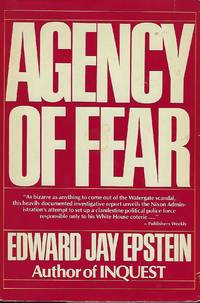 AGENCY OF FEAR