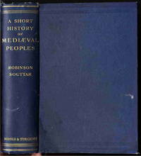 A SHORT HISTORY OF MEDIAEVAL PEOPLES