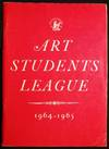 View Image 1 of 7 for Art Students League 1964 - 1965 89th Regular Session September 16, 1964 to May 28, 1965 Inventory #24876