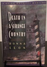 Death in a Strange Country (Signed)