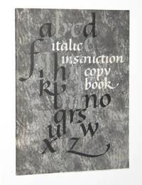 Italic Instruction Copy Book