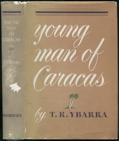 New York: Ives Washburn, 1941. Hardcover. Near Fine/Good. Book club edition. 324pp. Illustrated. Lig...