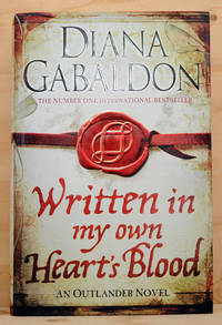 image of Written in my own Heart's Blood (UK First Edition - Unsigned Copy)
