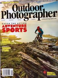 Outdoor Photographer Magazine - August 2019