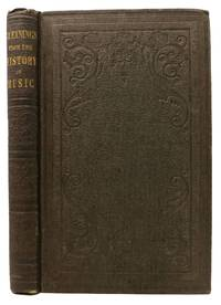 The AUTOBIOGRAPHY Of LEIGH HUNT With Reminiscences of Friends and Contemporaries.  In Two Volumes