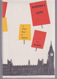 Gideon's Vote: A Harper Novel of Suspense