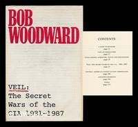 image of Veil : the Secret Wars of the CIA, 1981-1987 / Bob Woodward