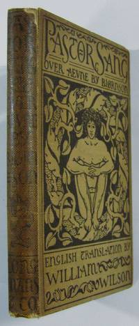 Pastor Sange, Being the Norwegian Drama Over Aevne by   Bjornstjerne Bjornson - Hardcover - First edition - 1893 - from Thorn Books (SKU: 18945)