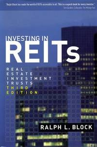 image of Investing in REITs : Real Estate Investment Trusts