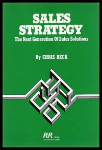 image of SALES STRATEGY - The Next Generation of Sales Solutions