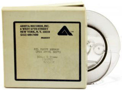 Anti PCP Radio PSA [Original Tape]
