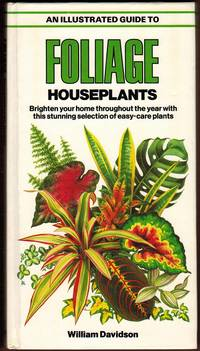 image of An Illustrated Guide to Foliage Houseplants