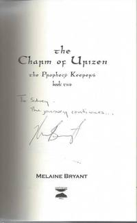 image of The Charm of Urizen (The Prophecy Keepers Book 2)