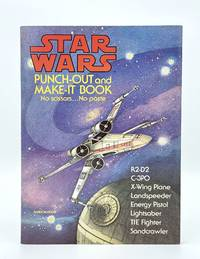 image of Star Wars Punch-Out and Make-It Book