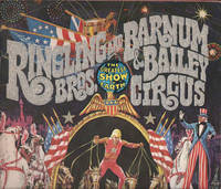 image of Ringling Brothers and Barnun & Bailey Circus, Spectacular Bicentennial Edition Souvenir Program & Magazine for the combined shows 1976