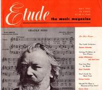 image of Etude - The Music Magazine - May 1953