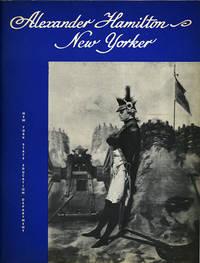 Alexander Hamilton New Yorker 1755-1804