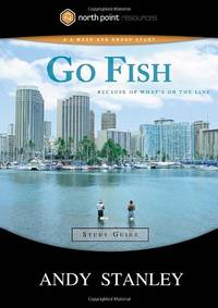 image of Go Fish: Study Guide: Because of What's on the Line (North Point Resources)