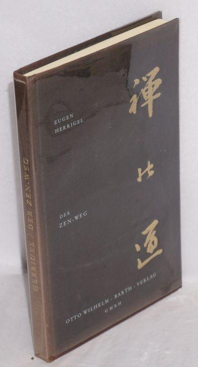 München-Planegg: O.W. Bart, 1958. 132p., very good 7x4.5 inch hardcover in black cloth and original...