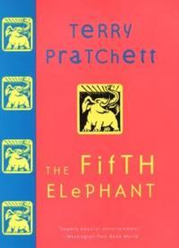image of The Fifth Elephant (Discworld Novels)